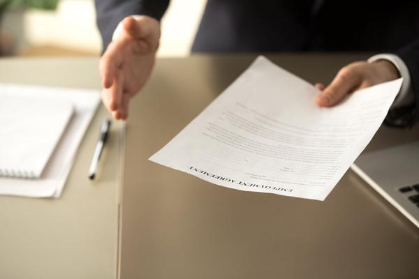 入校签订正规就业协议,受法律保护!